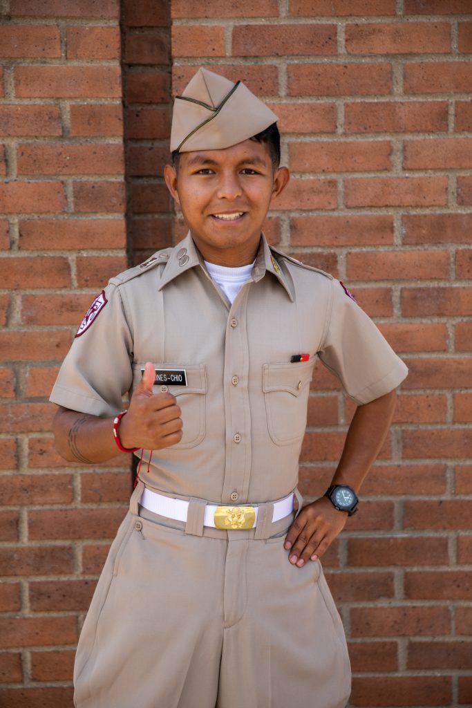 Hector Marines-Chio '22